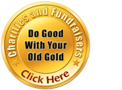 Charities and Fundraisers – Do Good with Your Old Gold!